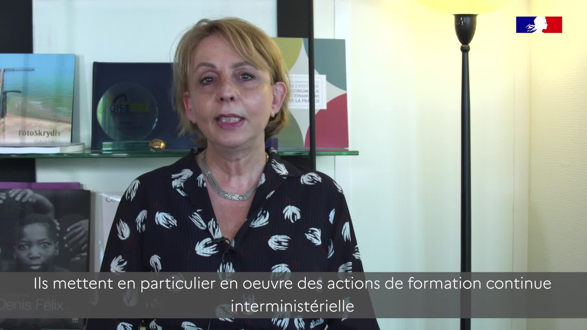 Introduction de la DGAFP Mme COLIN
